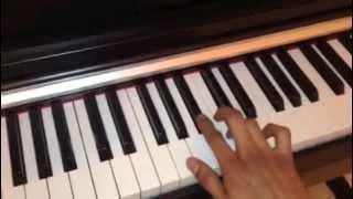 august alsina piano tutorial