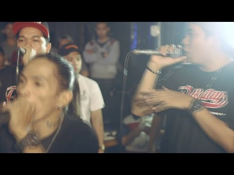Bahay Katay - Malabon Thugs - Rap Song Competition @ El Katay Tres
