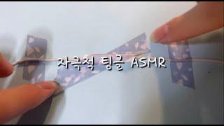 ASMR 자극적인 팅글 이어폰 asmr / 이어폰 as…