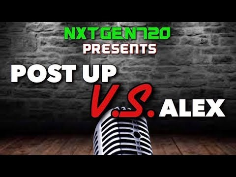 ALEX THE DANGEROUS PONY VS THE ULTIMATE XBOT POST UP !!!!!