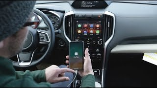 Everything you need to know about AppleCarPlay in a 2019 Subaru
