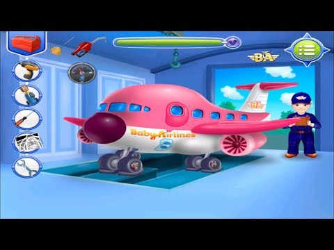 Baby Airlines : Airport Adventures   Kids Fun Club by TabTale