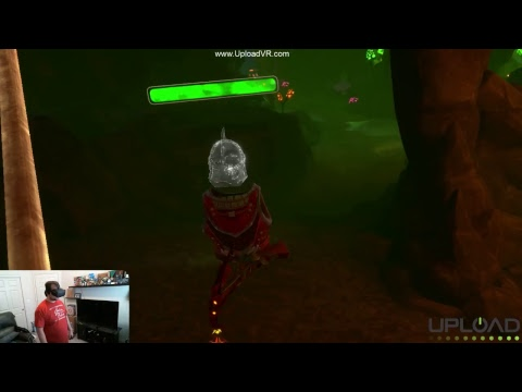Karnage Chronicles Livestream: Co-Op VR Dungeon Crawling RPG