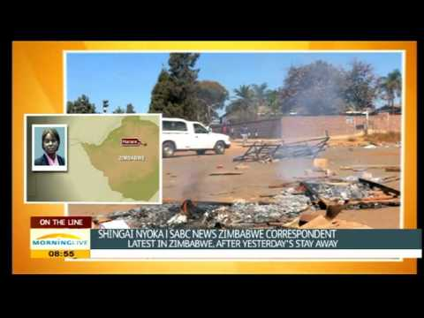 Latest in Zimbabwe after Wednesday