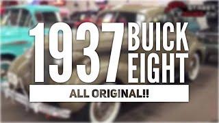 1937 Buick Eight Coupe ORIGINAL