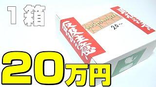 【遊戯王】1箱20万円もする箱の中身がめっちゃ凄いらしいので買ってみた!!!!!!