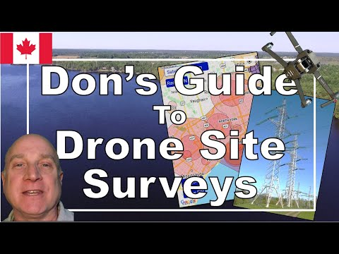 Don's Guide to Drone Site Surveys