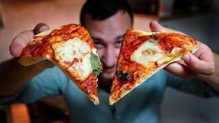 Эта веганская пицца вкуснее чем итальянская
