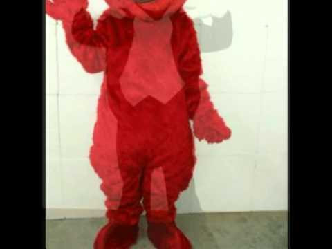 Cute Mascot Costumes