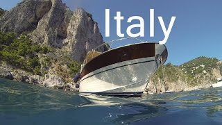 Лето в Италии Summer in Italy HD