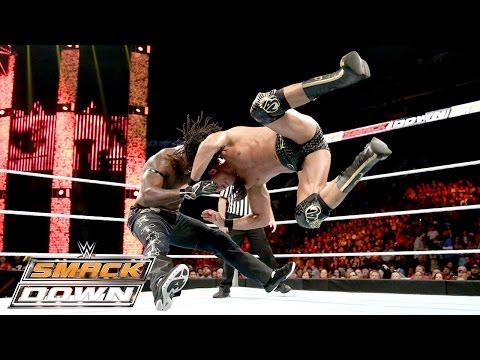R-Truth Vs. Alberto Del Rio: SmackDown – 29. Oktober 2015