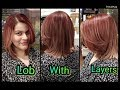 Easy Hairstyles for SHORT Hair | lob with layers | Tutorial | Fabulous | Haircut Expert Shyama's