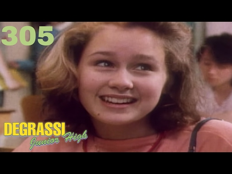 Degrassi Junior High 305  Loves Me, Loves Me Not  HD  Full Episode
