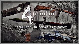 Downolad save game 100% Resident Evil 4 - Ultimate HD Edition Unlockable  Weapons+ Hack money   by Aissa Dz