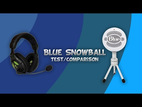 Blue microphone VS Headset NL/BE
