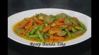 Resep Tumis Buncis Wortel Bumbu Kuning Spesial Ala Bunda Tika