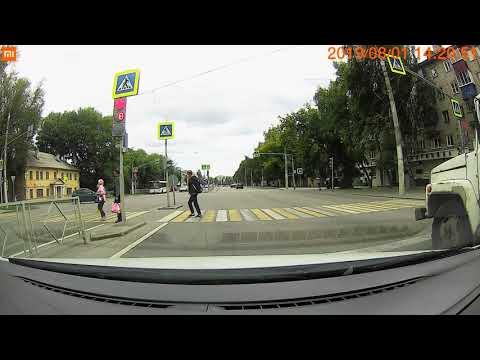 Н713СО48 ул. Гагарина Липецк