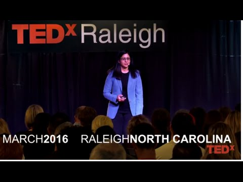 Wearable devices: Powering your own wellness | Veena Misra | TEDxRaleigh