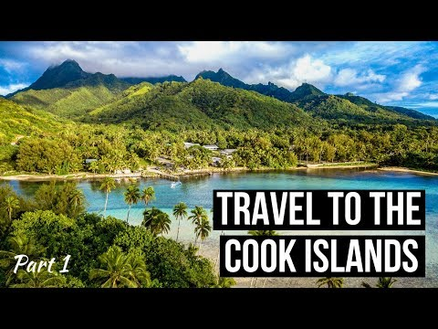 TRAVEL to COOK ISLANDS - Welcome to Rarotonga! (Vlog Part 1)