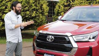 Nuevo Toyota Hilux 2022 ¿Qué tiene de nuevo?