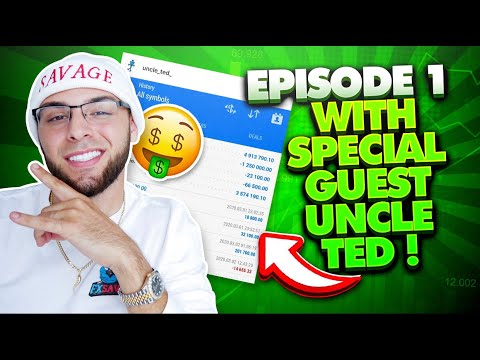 Download Forex Trader Podcast: Savage City Podcast Episode 1 With Special Guest Uncle Ted !