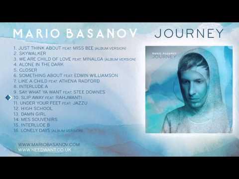 Mario Basanov - Journey - Album Sampler - Out Now!