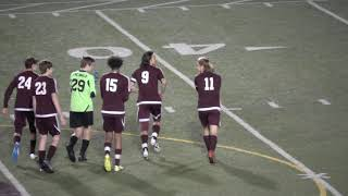 Altoona vs Mifflin Co 10-16-2018 7:30 pm Home W3-1
