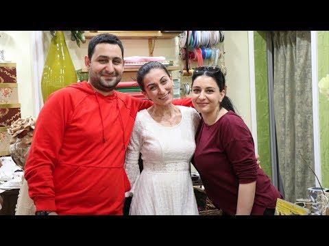 Հարսի Սուրճը - Heghineh Armenian Family Vlog 229 - Հեղինե - Mayrik By Heghineh