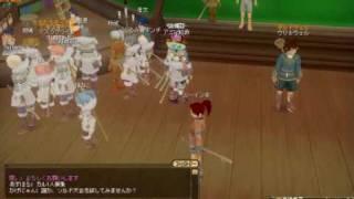 [MMORPG] Monster Farm Lagoon モンスターファームラグーン先行βテスト2日目 4/7