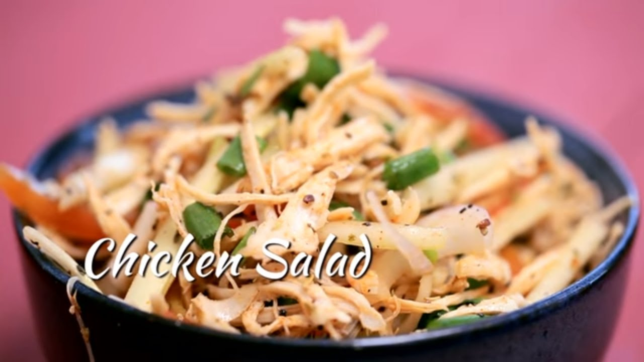 chicken salad by archana healthy salad recipe chicken salad by archana healthy salad recipe in marathi india food network forumfinder Gallery