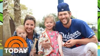LA Dodgers Pitcher Clayton Kershaw Visits Kathie Lee And Hoda | TODAY