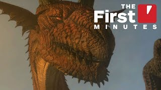 The First 15 Minutes Of Dragon's Dogma On PS4