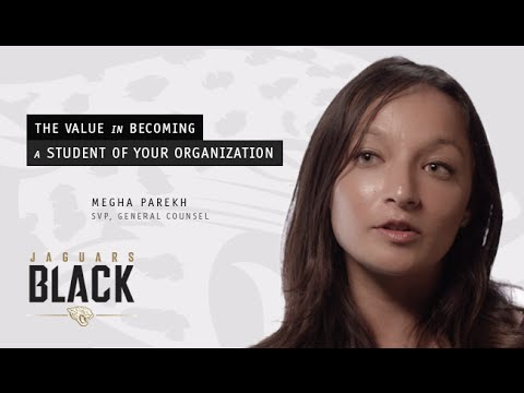 Jaguars BLACK – Becoming a Student of Your Company