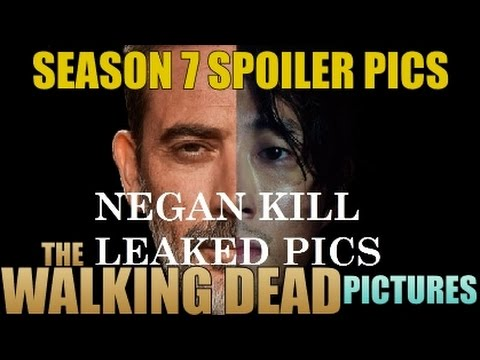 The Walking Dead Season 7 Leaked Spoiler Pics