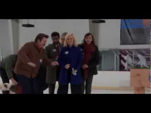 Parks and Rec- Ice Rink Campaign