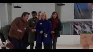 Parks & Rec Ice Rink Campaign