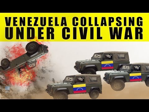 This is THE END For Venezuela as Government Completely Loses Control! Panic and Chaos!