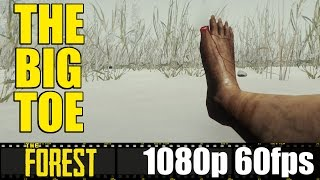 The Big Toe - The Forest - Yolo Let'sPlay - Part 40