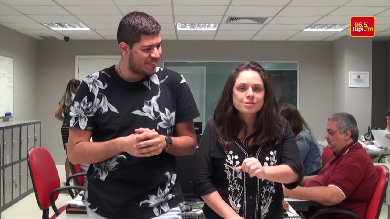Tupi Online: As notícias desta sexta-feira com Pedro Leite e Diana Rogers