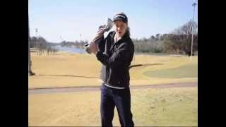 Golf Lesson #3 Keeping your arms straight