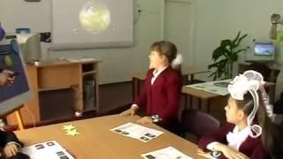 Урок спостереження - Космічна подорож