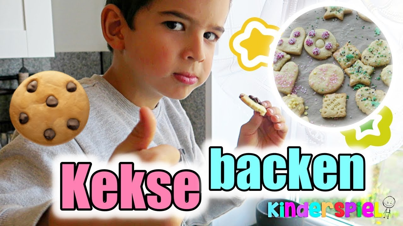 kekse backen mit den kindern grundteig kinderspiel youtube. Black Bedroom Furniture Sets. Home Design Ideas