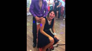 Лучший свидетель на свадьбе!