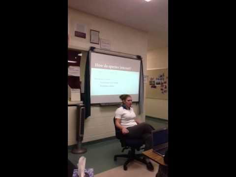 Community Ecology Lecture Part 1