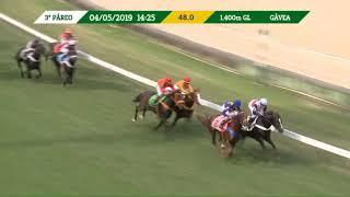 Vidéo de la course PMU PREMIO SANTAREM