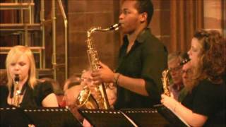 Bachianas Brasileiras – Saxophones & Voices Together – 3