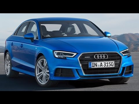 2017 Audi A3 Review-NEW AVAILABLE ENGINE AND TRANSMISSION