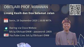 Obituari Prof Wirawan