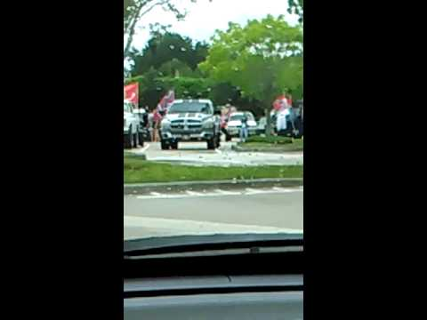 Racism is alive in Naples south Florida