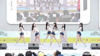 150502 (GFRIEND) - White () e Fancam by -wA-